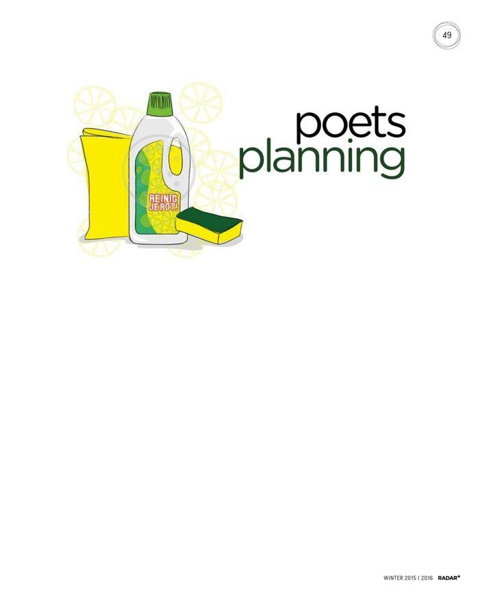 Handige poetsplanning