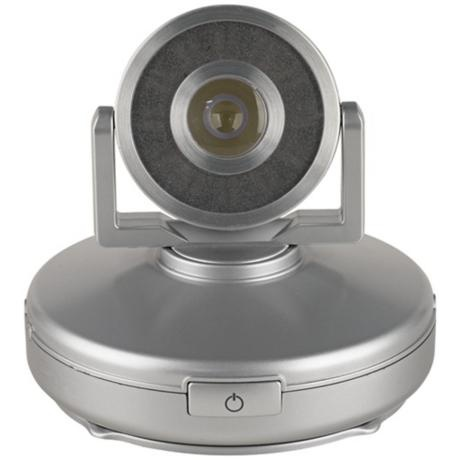 Silver High Output Battery Powered LED Spot Light - #N4803 | LampsPlus.com