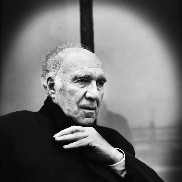 Michel Piccoli (1925) - French actor. Photo by Ludovic Carème