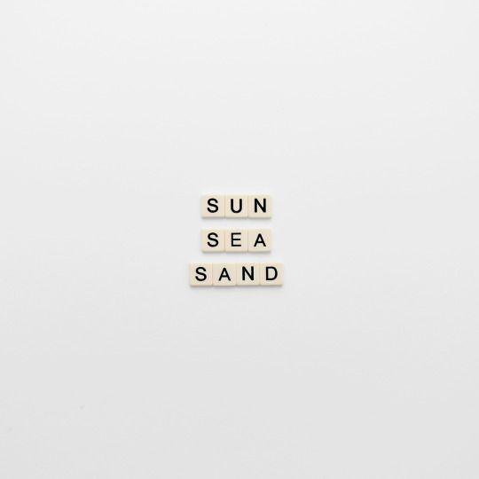 Sun. Sea. Sand. b l a n c u i e #NaaiAntwerp
