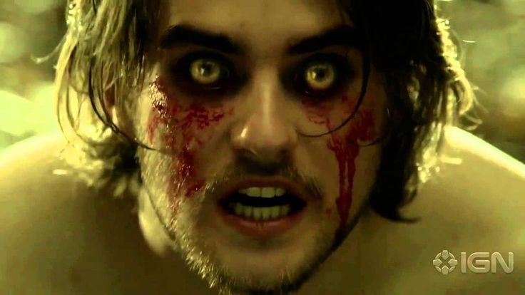 Hemlock Grove Werewolf Transformation -- Ghoul time is here!~~Happy Halloween All!!