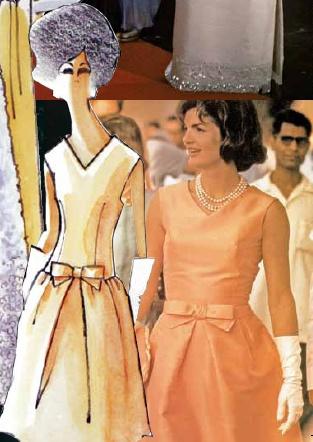 23 best Jackie Kennedy and Oleg Cassini images on Pinterest ...