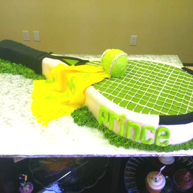 Cake Decorations Tennis : 73 best images about Inspiration on Pinterest