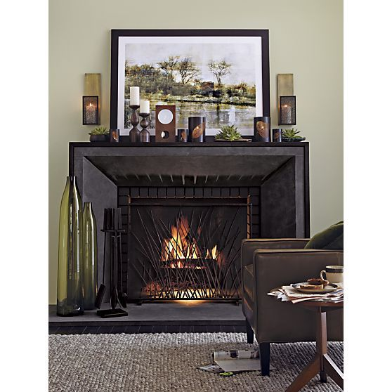 79 best Fireplace Screens images on Pinterest | Fireplace screens ...