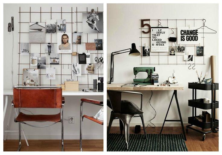 Las 25 mejores ideas sobre malla metalica en pinterest arcos de malla mono de malla y uap - Decoracion metalica pared ...