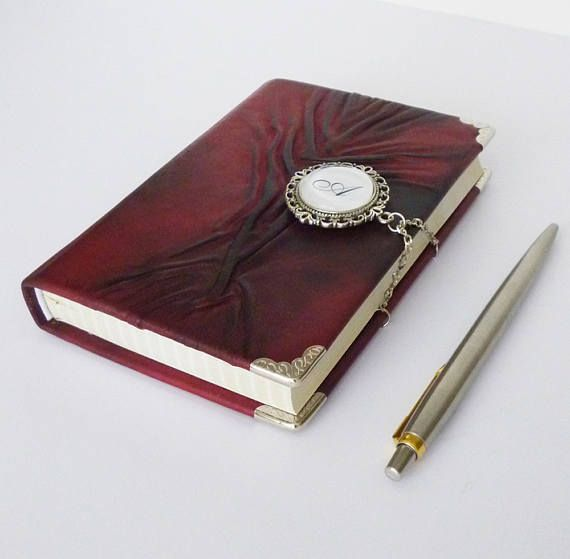 Custom Leather Notebook Personalized Journal Diary #personalizedjournal, #leatherdiary, #burgundyjournal, #customjournal, #notebook, #giftforwomen, #giftforgirlfriend, #traveljournal, #giftforteen, #writingjournal, #journaldiary, #leathergift, #diary, #customnotebook, #graduationgift