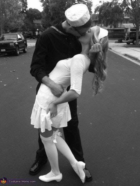 El mejor beso de la historia