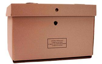 Fabricación de cajas de cartón en Santiago