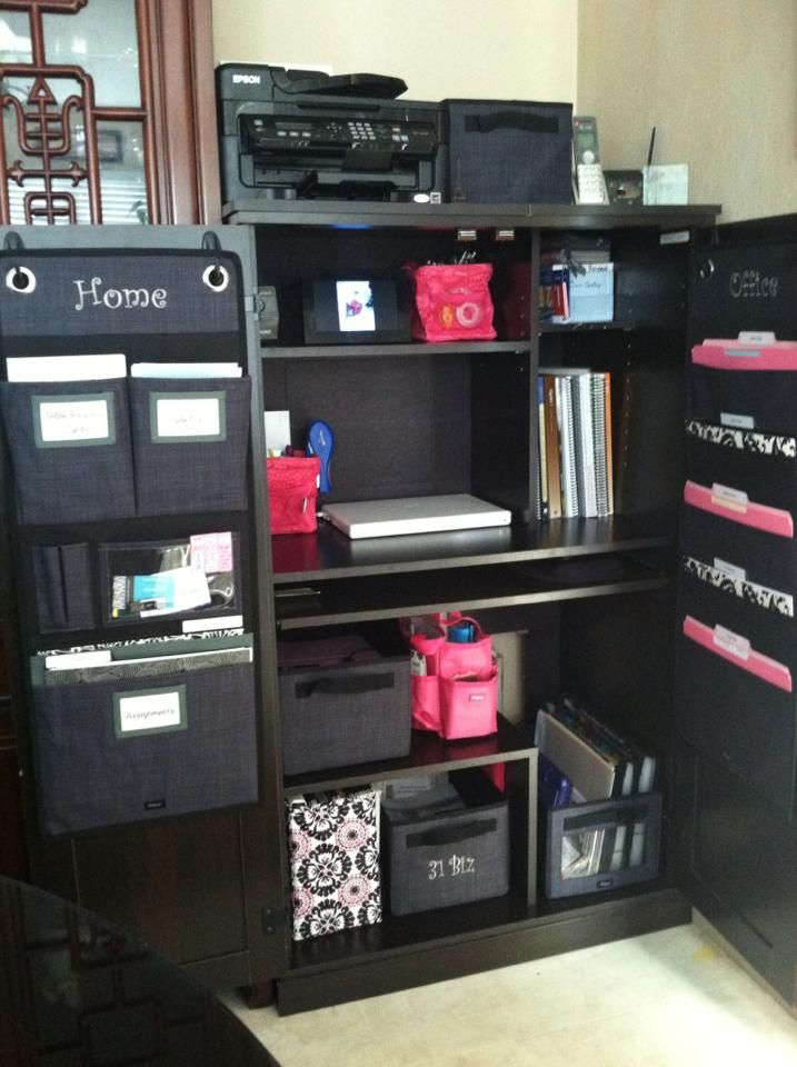 Thirty-One is a Homeschoolers dream come true! This is my personal desk. I have a very small home with very little space for an office and a school room, Thirty-One has provided me with Savvy FUNctionality!! Order your perfect desk at www.mythirtyone.com/SavvyFUN