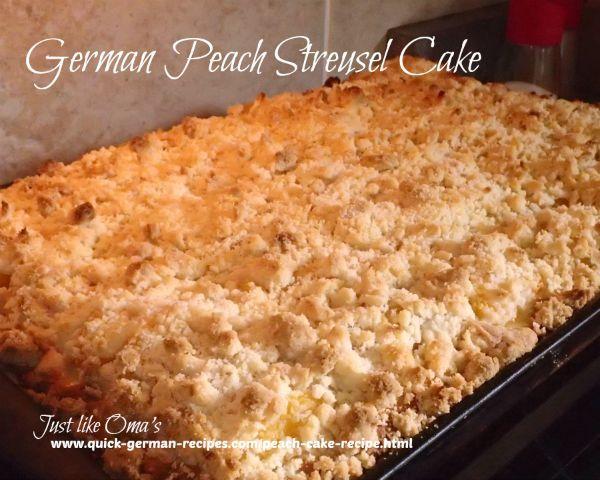 Italian Yeast Cake Recipes: 100+ Peach Cake Recipes On Pinterest