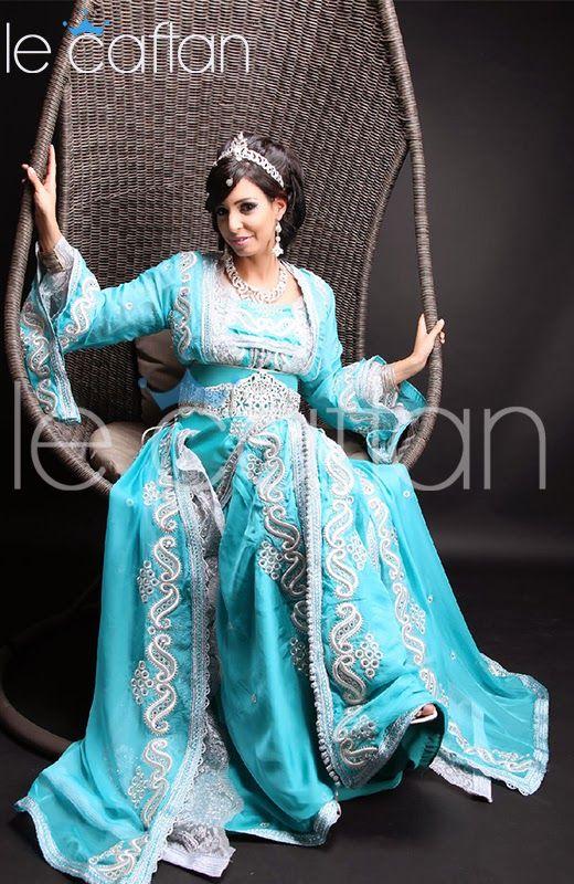 85 best le caftan marocain images on pinterest - Boutique caftan paris 18 ...