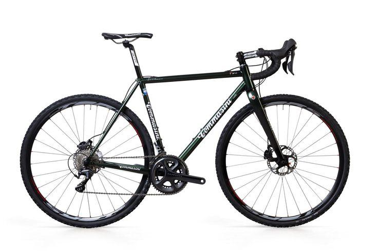 Steel bike frames Fire -  TOMMASINI Bikes