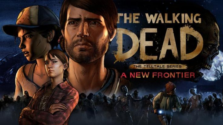 Telltales Walking Dead series returns with A New Frontier Can't wait for it to come out