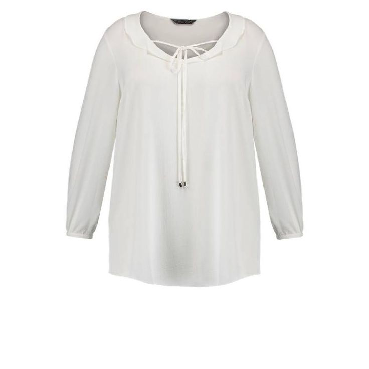 Bluse - cream by Dorothy Perkins Curve