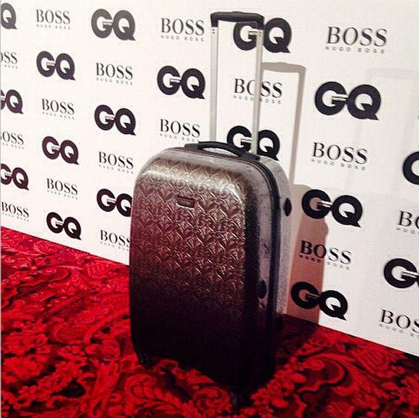 Antler's Stunning Elara case at the GQ Awards 2014