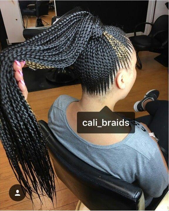 Ig Cali Braids Braided Up Braided Hairstyles Braids
