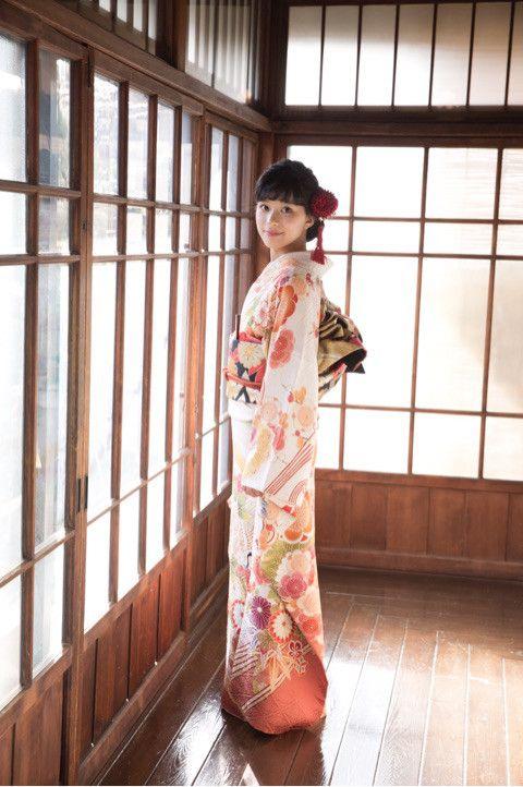 成人式。 の画像|芳根京子オフィシャルブログ「芳根京子のキョウコノゴロ」Powered by Ameba
