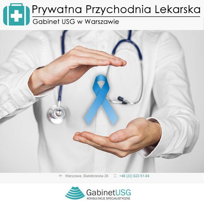 W trakcie bezbolesnego i nieinwazyjnego badania #USG układu moczowego wykonywanego u mężczyzn lekarz bada także gruczoł krokowy (#prostata)