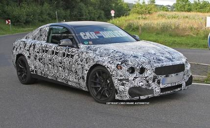 2014 BMW M3 Coupe/M4 Spy Photos  Inline-six Twin-Turbo over 450hp: Spy Photos, Photos Inline Six