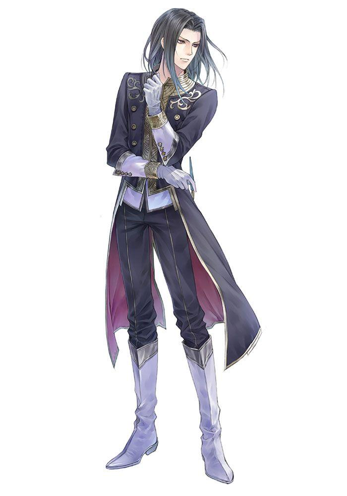 Rufes Falken from Atelier Meruru: The Apprentice of Arland