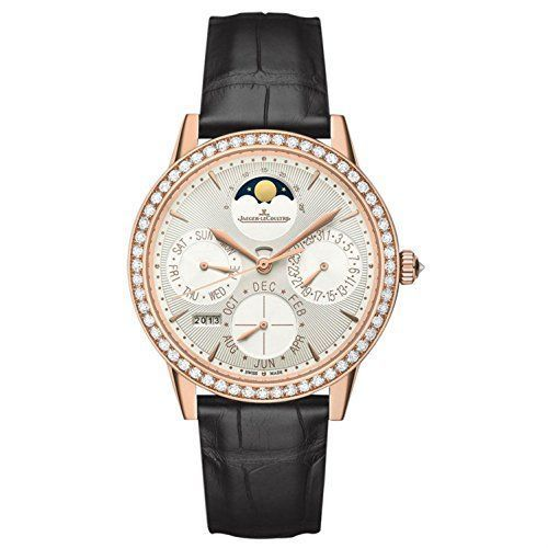 Jaeger LeCoultre Women's Rendez Vous 37.5mm Leather Band Rose Gold Plated Case Automatic Watch Q3492420 https://www.carrywatches.com/product/jaeger-lecoultre-womens-rendez-vous-37-5mm-leather-band-rose-gold-plated-case-automatic-watch-q3492420/ Jaeger LeCoultre Women's Rendez Vous 37.5mm Leather Band Rose Gold Plated Case Automatic Watch Q3492420  #rosegoldwatchwomen