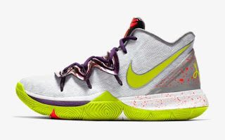 the best attitude ce8a5 a0488 Nike Kyrie 5  Chaos  Kobe Mamba Mentality Sneaker (Detailed Look + Where to
