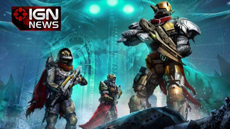 Destiny Updates Will Fix Crota's End Raid, Hard Mode 'Almost Ready' - IGN News
