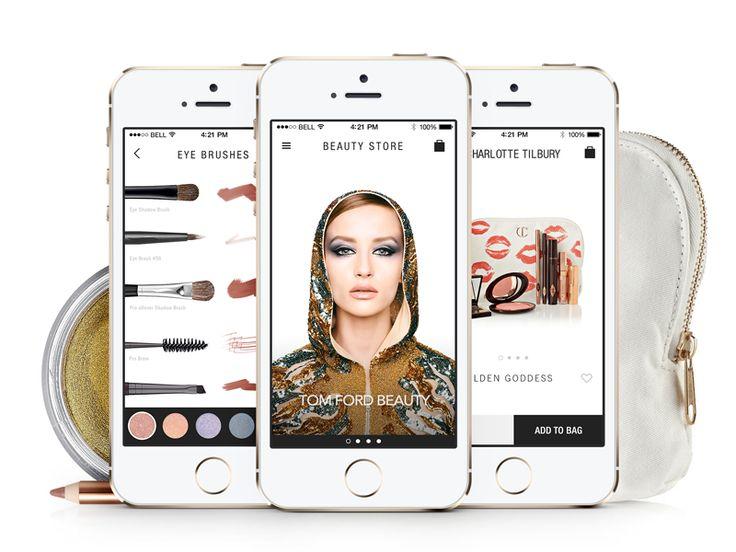 Beauty Store App by Helder Leal