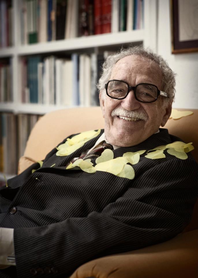 Gabriel García Márquez  Escritor  Llega a México en 1961