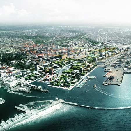 The Tolerant City by Schønherr Landskab and Adept Architects - Dezeen