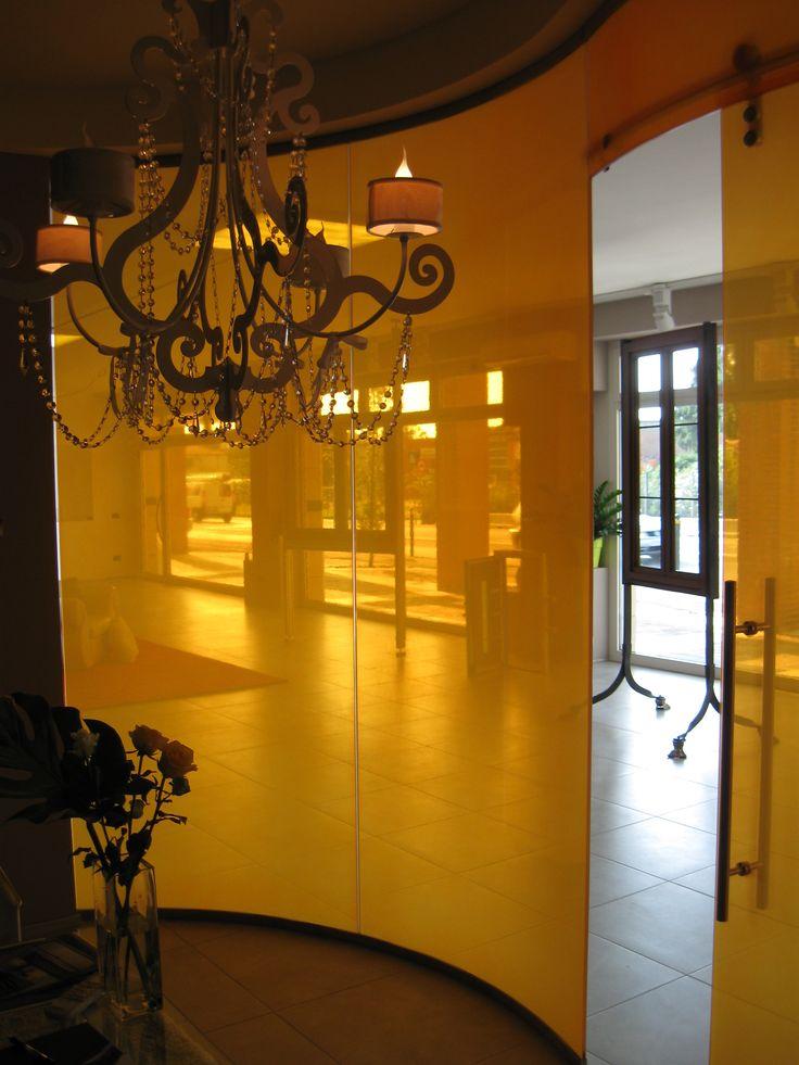 Pareti Divisorie Curve In Vetro : Images about casali porte in vetro ...