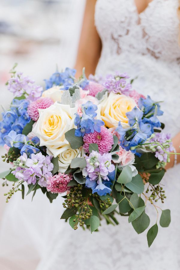 Pastel Ballroom Baltimore Wedding In 2018 Bouquets From Aisle Society Pinterest And Flowers
