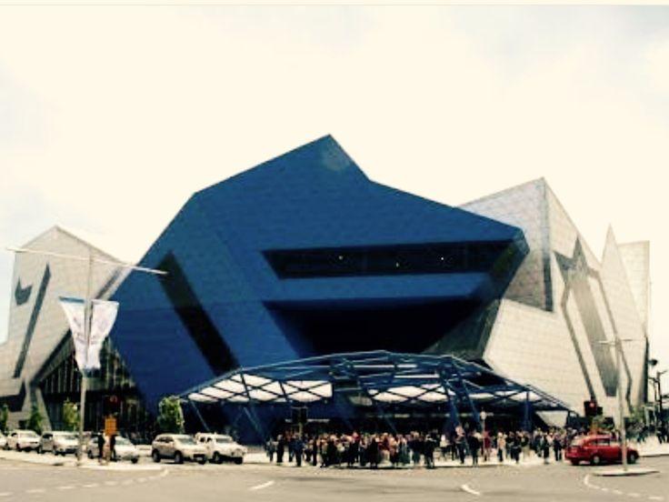Perth Arena, 2015