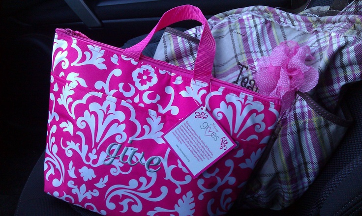 Rocking our new URU Thermal Tote today! Just $16 and one dollar from each purchase supports Thirty-One Gives, our charitable foundation with the mission to empower women and young girls to live positive, fulfilling lives.