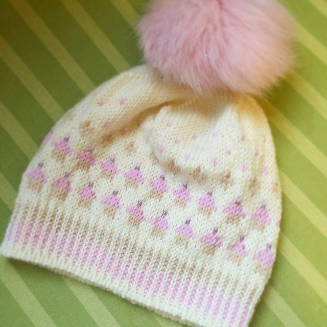 Ravelry: Netka's Capcakes hat