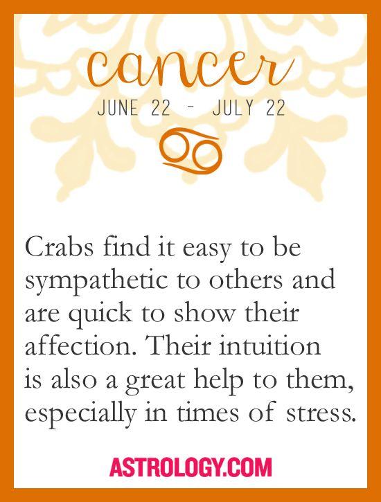 Cancer Crabs