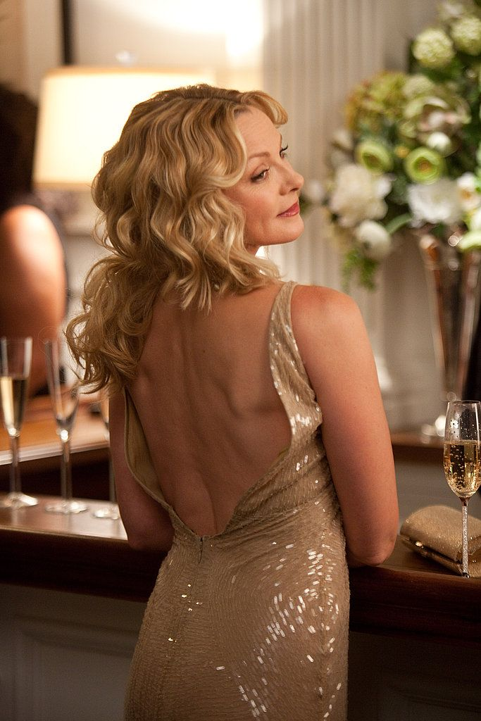 Kim Cattrall as Samantha Jones in Sex and the City 2
