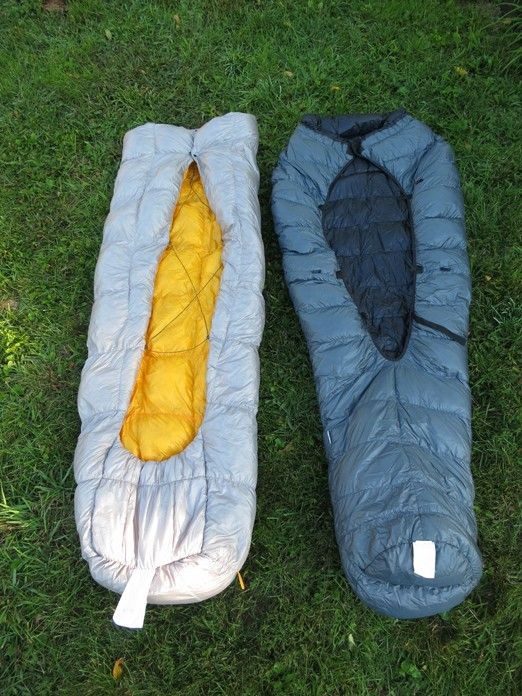OutdoorGearLab.com review of ultralight sleeping bags/quilts.
