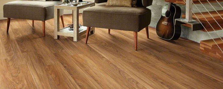 Shaw Teak Engineered Vinyl Plank 6 5mm X 6 X 48