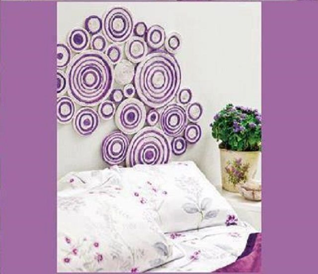 128 best ideas para el hogar images on pinterest ideas - Cabeceras para cama ...