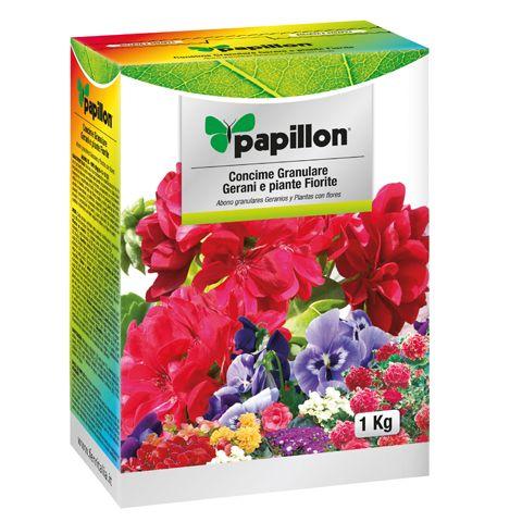 Papillon CONCIME GERANI-FIORI - http://www.bricoprice.it/shop/shop/concimi-e-diserbanti/papillon-concime-gerani-fiori-2/