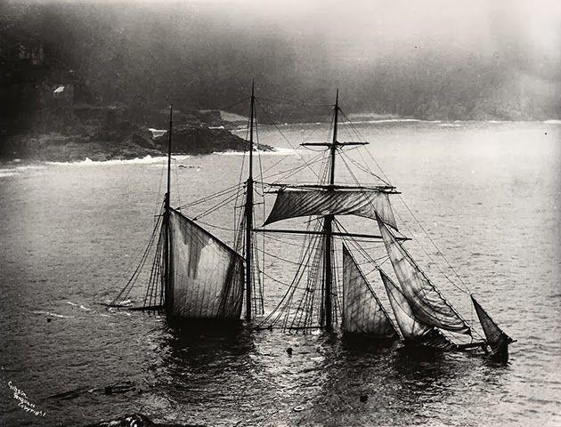 haunting shipwrecks