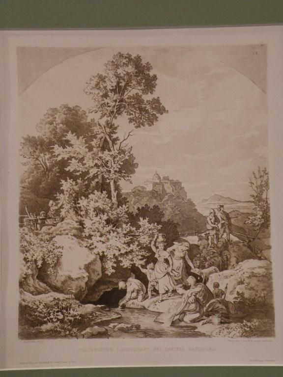 HELIOGRAFIA  - CASTELLE GANDOLFO