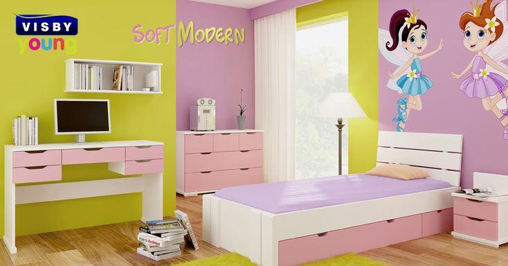 Kolekcja Soft Modern #meble #mebledrewniane #drewniane #drewno #wood #łóżko #bed #sypialnia #bedroom #night #dreams #dream #poduszka #pillow #kołdra #materac #sweetdreams #sosna #pine #pościel #dom #mebleklasyczne #klasyka #meblenowoczesne #home #mieszkanie #visby #onemarket