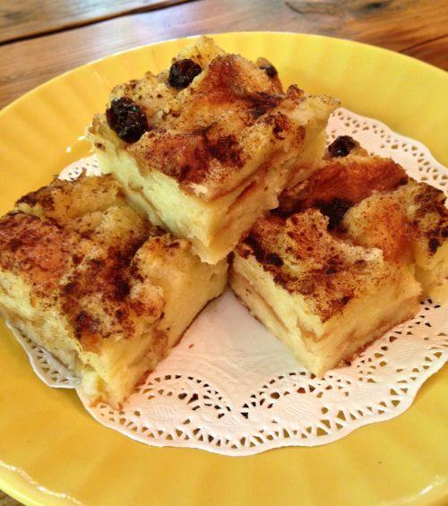 Hawaiian Sweet Bread Pudding