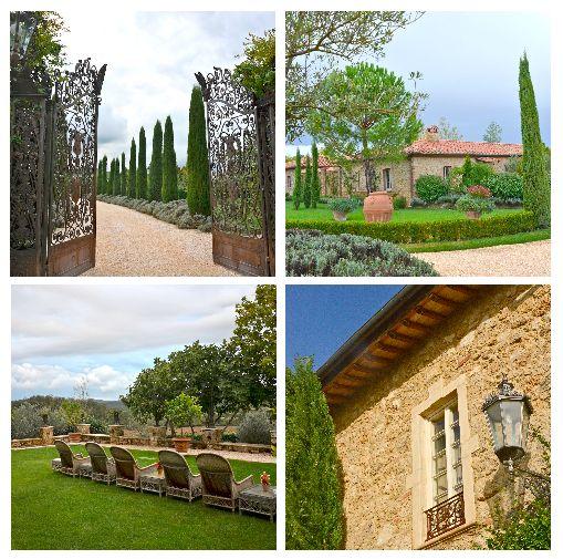 Borgo Santo Pietro Tuscany, Italy http://intopassion.pl/borgo-santo-pietro-unikalne-doswiadczenie-najwyzszej-klasy-luksusu/