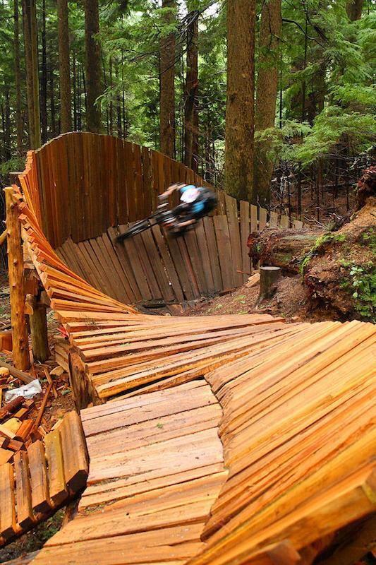 Lumber ramp
