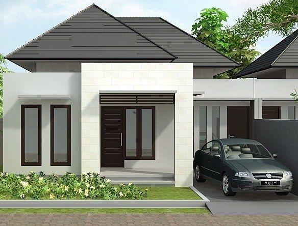 Desain Rumah Minimalis 1 Lantai Sederhana 6