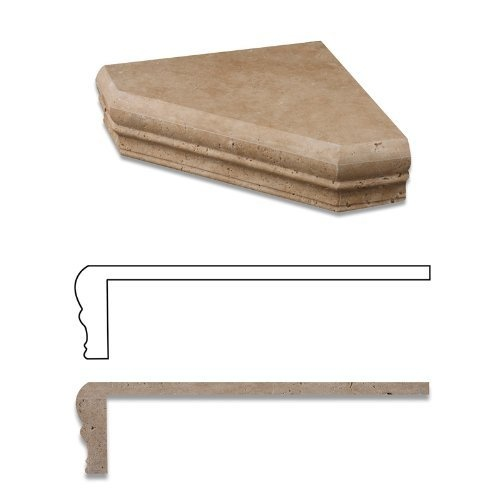 Light Walnut Travertine Hand-Made Custom Corner Shower Shelf: http://www.amazon.com/Walnut-Travertine-Hand-Made-Custom-Corner/dp/B004XY5QZI/?tag=greavidesto05-20