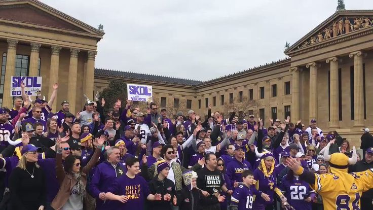 Vikings Fans Are Turnt  | Bleacher Report